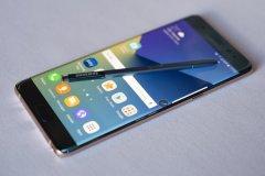 三星暂时停止了Galaxy Note7智能手机