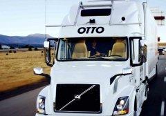 Uber无人卡车送货全球首秀:运5万瓶啤